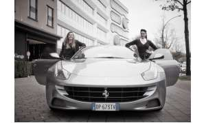 ferrari ff, journey of sound, harman,kate nash