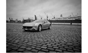 ferrari ff, journey of sound, harman