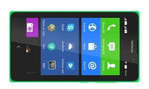 Nokia XL,Android