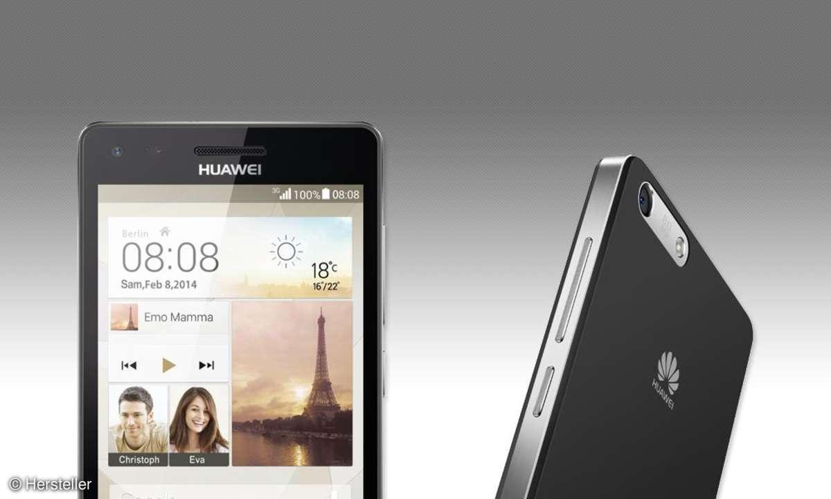 Huawei Ascend G6, Huawei Ascend P7 mini