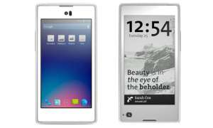 YotaPhone, Dual-Screen Smartphone