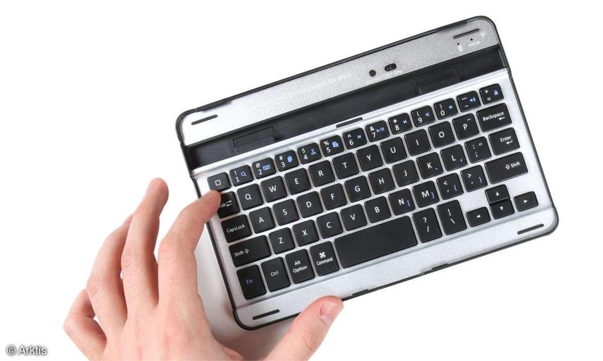 Arktis iPad mini Keyboard Case