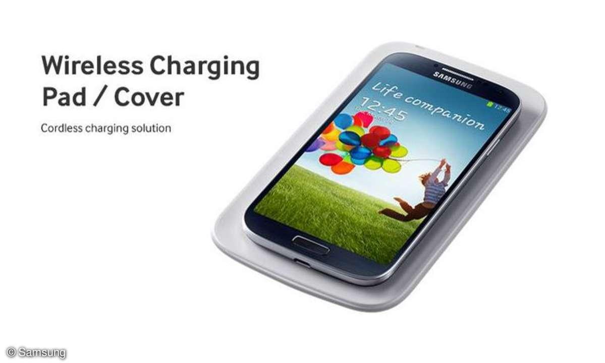 Samsung Galaxy S4, Zubehör, Wireless Charging Pad