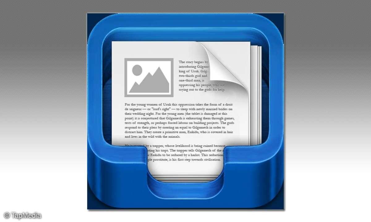 FileManager von TapMedia Screenshot
