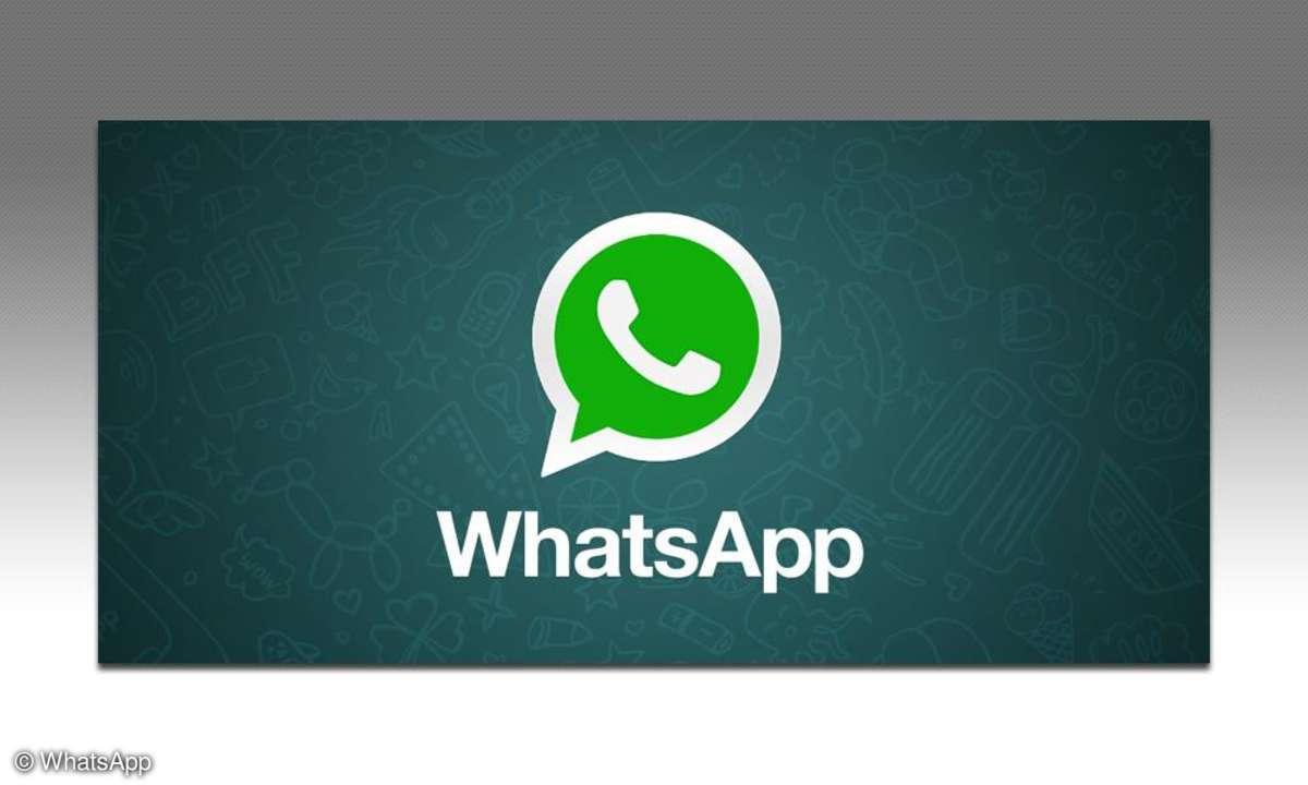 Update für WhatsApp