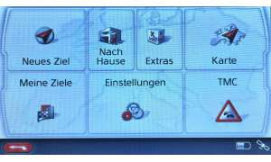 7-Zoll-Display