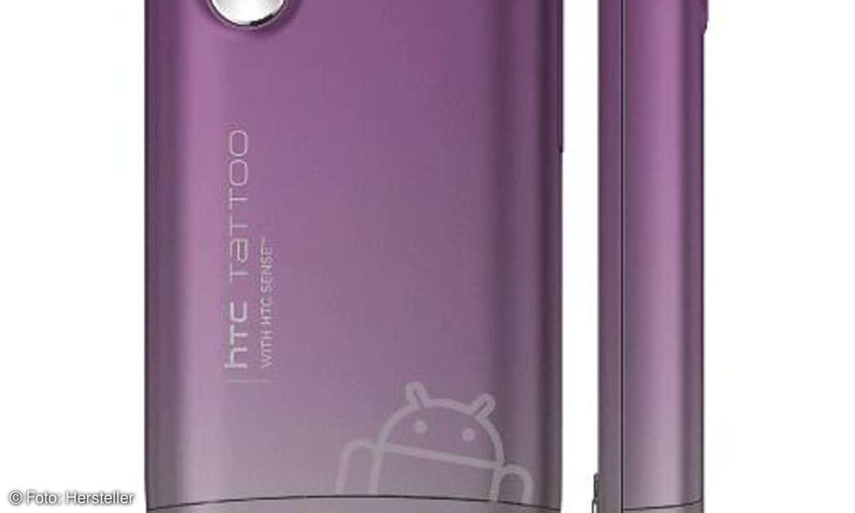 HTC Tattoo Design