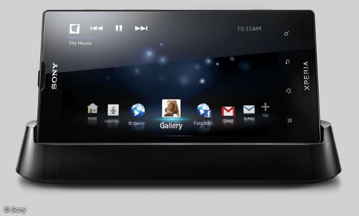 Sony Xperia Ion SmartDock