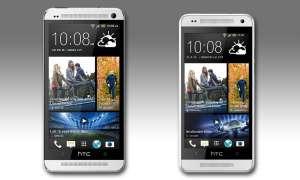 HTC One Mini und HTC One