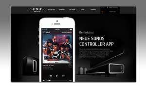 Sonos Controller App