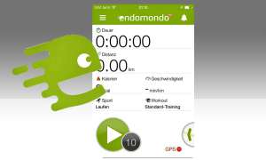 Endomondo Fitnessapp
