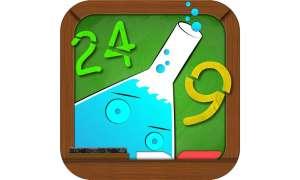 Wir stellen Blackboard Madness fürs iPad vor: eine Lernspiel-App für Kinder, die Mathe noch nicht für sich entdeckt haben.