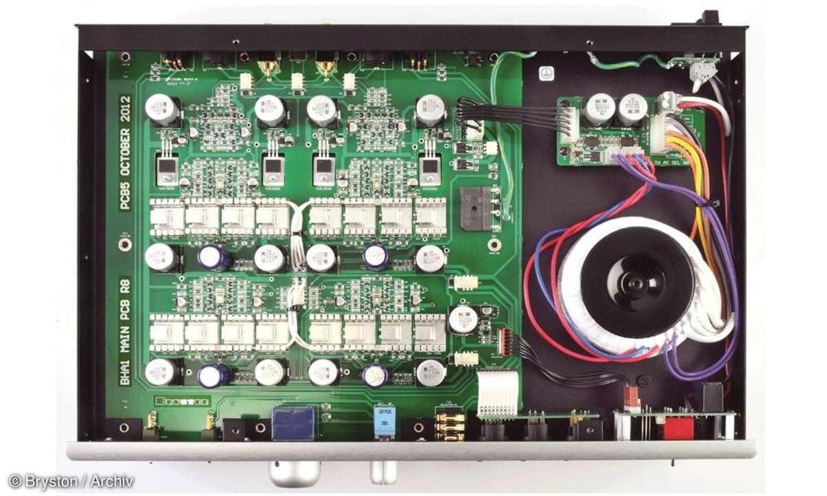 Kopfhörer-Verstärker Bryston BHA-1