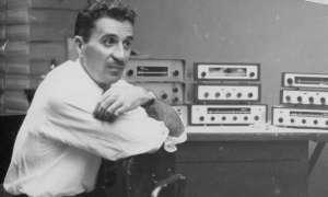 Dr. Sidney Harman, Gründer (1918 - 2011)