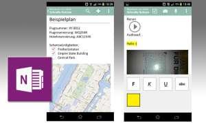 Notiz-Apps: OneNote im Test - die simple Notizanwendung