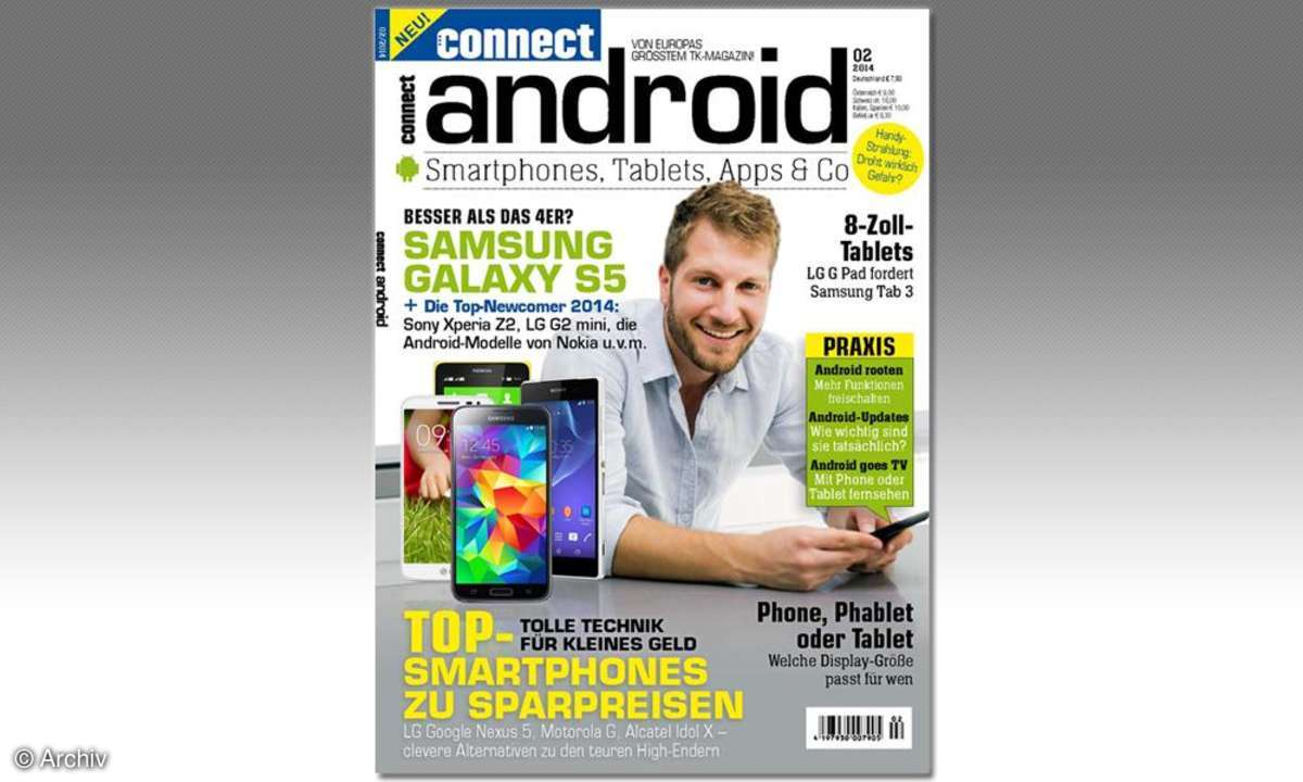 News,Connect,Android