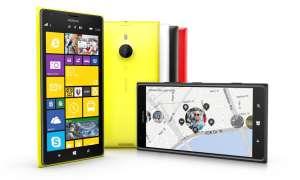 Nokia Lumia 1520, Windows Phone 8